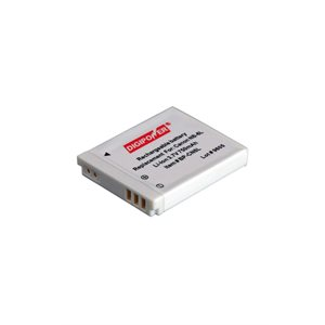 Digipower Replacement Battery for Canon NB-6L