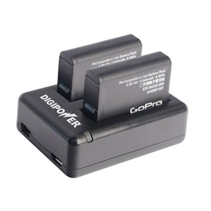 Digipower GoPro Hero 4 Dual Battery Charger