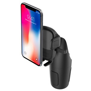 iOttie Easy One Touch 5 Cup Holder Mount - Black