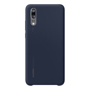Huawei OEM silicone finish cover for P20, Blue