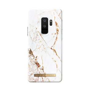 iDeal Fashion Case Samsung GS9 Plus, Carrara Gold