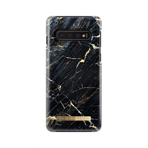 iDeal of Sweden Fashion Case Samsung Galaxy S10, Port Laurent Marble