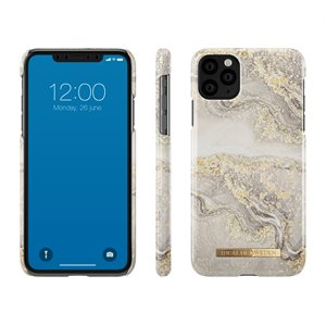 iDeal of Sweden Fashion Case for iPhone 11 Pro Max, Sparkle Greige