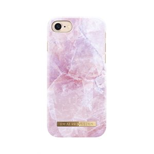 Ideal Fashion Case for iPhone 8 / 7 / 6s, Pink Marble