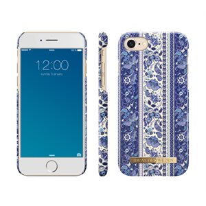iDeal Fashion Case for iPhone 7 / 8, Boho Blue Pattern