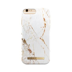 iDeal of Sweden Fashion Case for iPhone 7 / 8, Carrara Gold