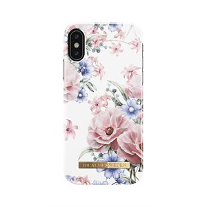 Ideal Fashion Case for iPhone X, Floral Romance