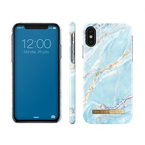 Ideal Fashion Case for iPhone X, Island Paradise Marble