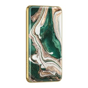iDeal Fashion Power Bank, Golden Jade Marble