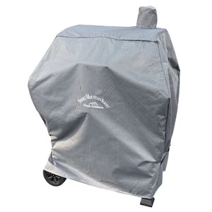 Landmann Vista Charcoal Grill Cover - Grey