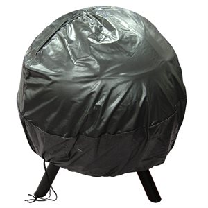 Landmann Ball Of Fire Pit Cover - Black