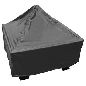 Landmann Brooke / Barrone Fire Pit Cover - Black