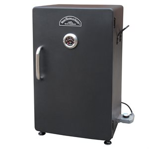 Landmann Smoky Mountain 26 inch Electric Smoker - Black