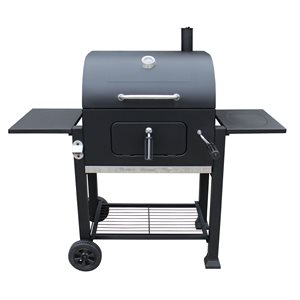 Landmann Vista Charcoal Grill - Black
