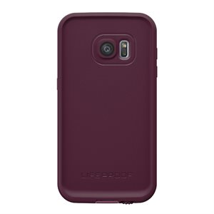 LifeProof FRÉ Case for Samsung Galaxy S7, Crushed Purple