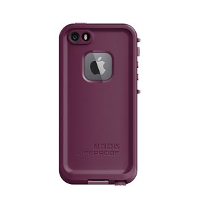 LifeProof FRÉ Case for iPhone 5s / SE, Crushed Purple
