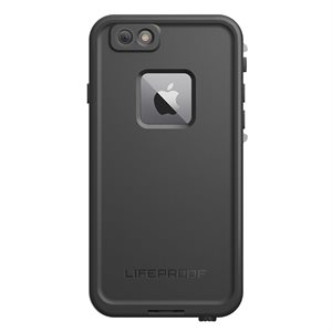 LifeProof FRÉ Case for iPhone 6S Plus, Black
