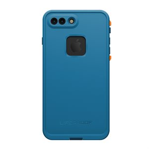 Lifeproof FRÉ Case for iPhone 7 Plus, Base Camp Blue
