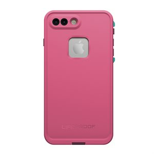 Lifeproof FRÉ Case for iPhone 7 Plus, Twilight's Edge Pink