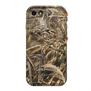 LifeProof Fre Case for iPhone 7 Realtree Max 5, Orange