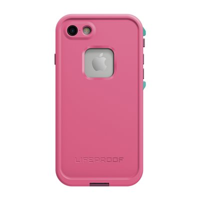 Lifeproof FRÉ Case for iPhone 7, Twilight's Edge Pink