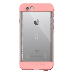 LifeProof NÜÜD Case for iPhone 6s, First Light Pink