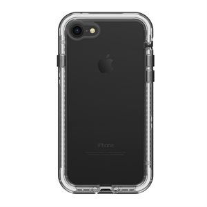 LifeProof Next Case for iPhone 8 / 7, Black Crystal