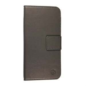 Moda Folio Case for iPhone 6 / 6s, Grey / Black