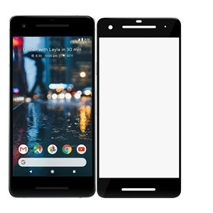 Moda Glass Screen Protector Google Pixel 2 Clear