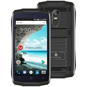 Maxwest Ranger R5 Rugged Phone Black