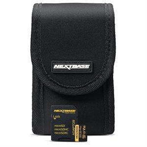 Nextbase Carry Case and 32GB U3 MicroSD Card