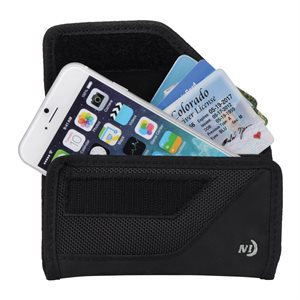 Nite Ize Clip Case Sideways Universal Holster Large, Black