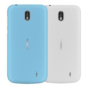 Nokia OEM Xpress-on Cover Nokia 1 Blue / Grey