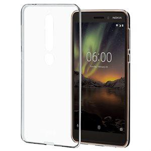 Nokia OEM TPU Nokia 6.1, Clear