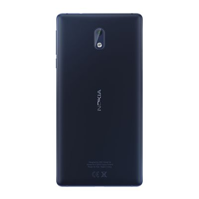 NOKIA 3 Tempered Blue Unlocked Smart Phone
