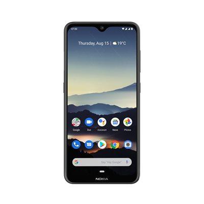 Nokia 7.2 Unlocked Smartphone, Charcoal