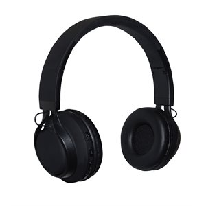 NÜPOWER ROKS Bluetooth Wireless Headphones, Black