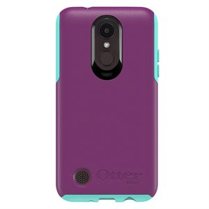 OtterBox Achiever Case for LG K4 2017, Cool Plum