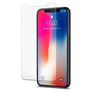 OtterBox Alpha Glass Screen Protector for iPhone X / XS, Clear