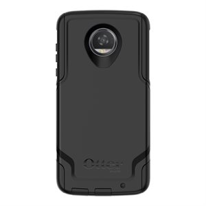 OtterBox Commuter Case for Motorola Moto Z2 Play, Black