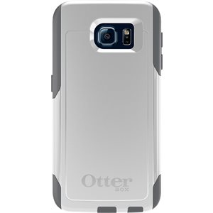 OtterBox Commuter Case for Samsung Galaxy S6, Glacier