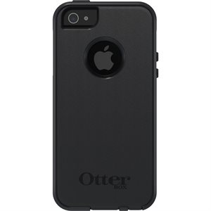OtterBox Commuter Case for iPhone 5s / SE, Black