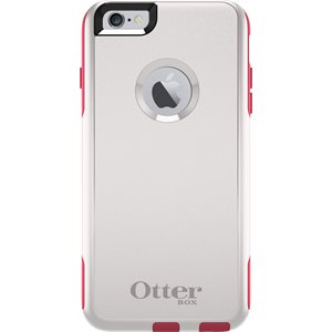 OtterBox Commuter Case for iPhone 6 Plus / 6s Plus, Neon Rose