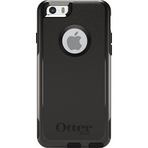 OtterBox Commuter Case for iPhone 6 / 6s, Black