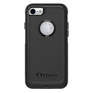 OtterBox Commuter Case for iPhone 8 / 7, Black