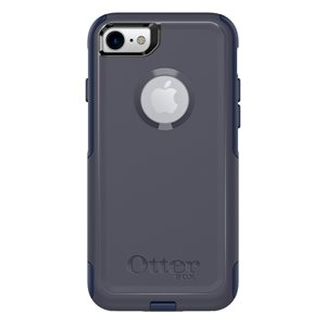 OtterBox Commuter Case for iPhone 8 / 7, Indigo Way