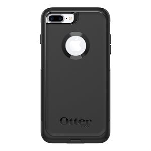 OtterBox Commuter Case for iPhone 8 Plus / 7 Plus, Black