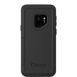 OtterBox Pursuit Case for Samsung Galaxy S9, Black