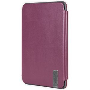 OtterBox Symmetry Folio Case for iPad Mini 4, Merlot Shadow