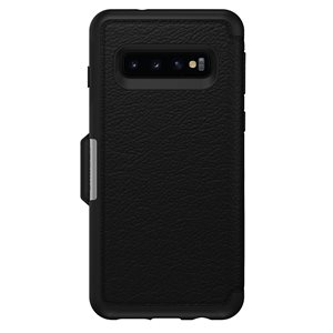 OtterBox Strada Case for Samsung Galaxy S10, Black
